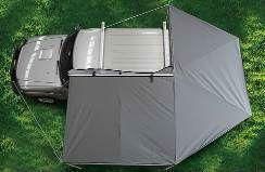 diy roof top tent / diy awning / off-road car roof awning
