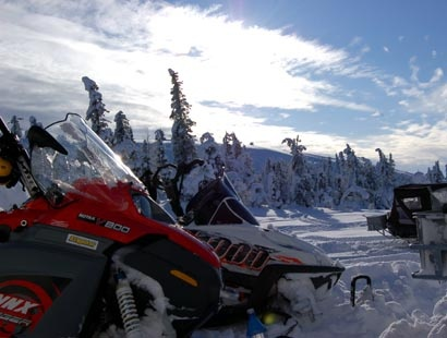 #Vilhelmina #Snöskoter #Snowmobile #Utflykt