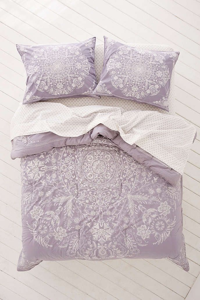 louise medallion comforter snooze set twin xl beddinggray