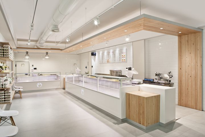 SANCA | Pollos Planes store by BAREA + PARTNERS, Badalona – Spain » Retail Design Blog