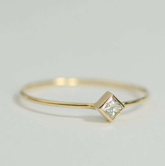 Diamond Engagement Ring .10 Carat $228