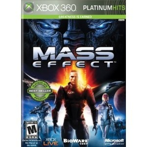Mass Effect  by Electronic Arts  Rated: Mature  4.4 out of 5 stars  See all reviews (484 customer reviews) | Like (186)  Price:	$19.99 & eligible for FREE Super Saver Shipping on orders over