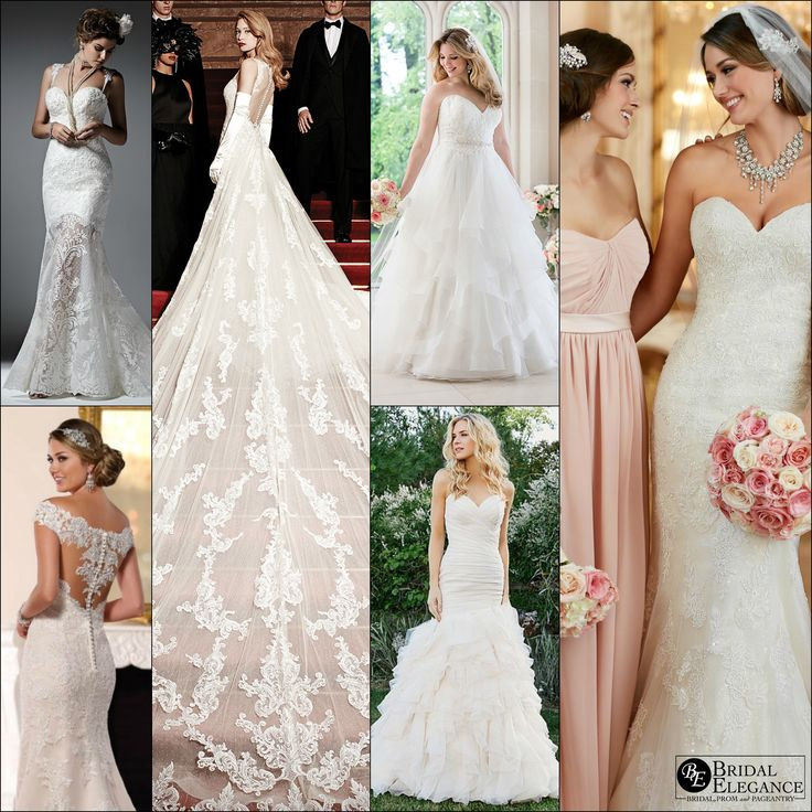 Wedding Gowns For Every Bride