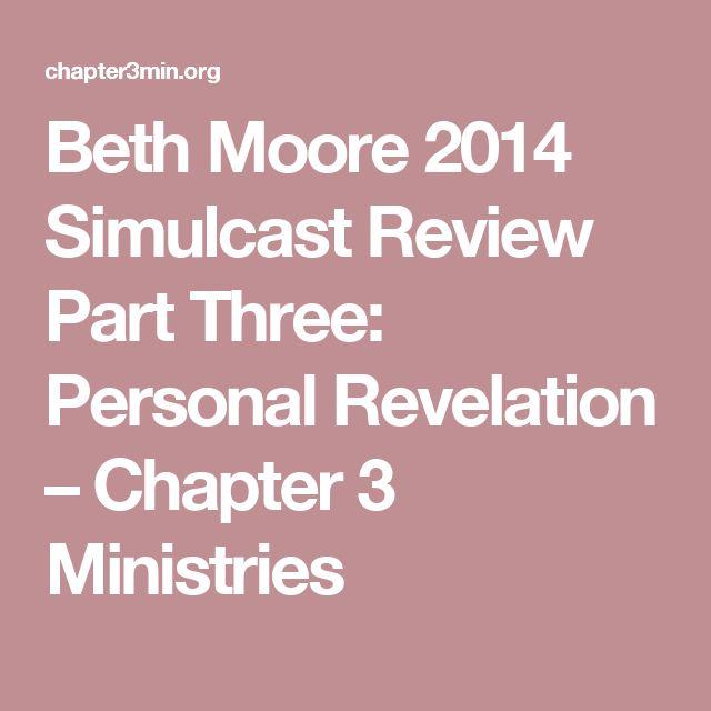 Beth Moore Studies - speakcdn.com