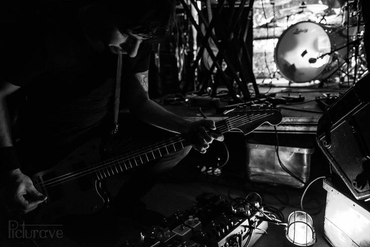 Lost in Kiev last night at the Rhiz Vienna (a real lowlight playground ) @lostinkiev_band #postrock #instrumental #livemusic #htbarp #audioloveofficial #bestmusicshots #gigview #igw_rock #ig_rock_details #thehub_rock #rock_bnw #bnwshot_world #randommagazines #lowlight #blackandwhite #concertphotography #gigphotography #musicphotography #nikonphotographers #nikonartists #nikond750 #igersvienna