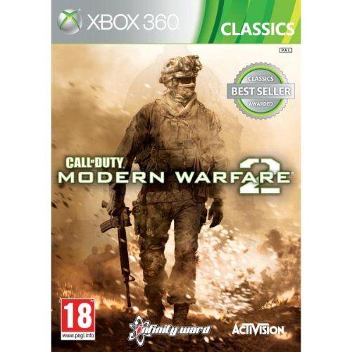 Call Of Duty: Modern Warfare 2 - Classics (xbox 360)