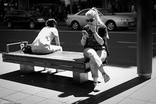 Cigarettes and social media - taken with an X-E2 by M Neale Photography