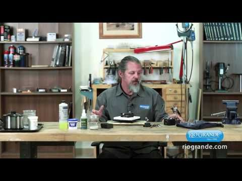 Soldering 102 - Basic Soldering Set-Up for Jewelry Soldering - YouTube