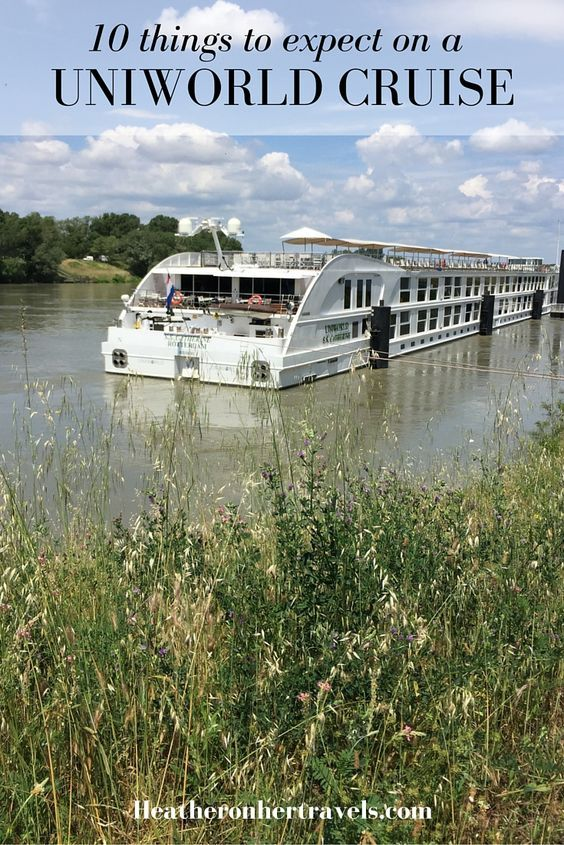 Read about 10 things to expect on a Uniworld River Cruise