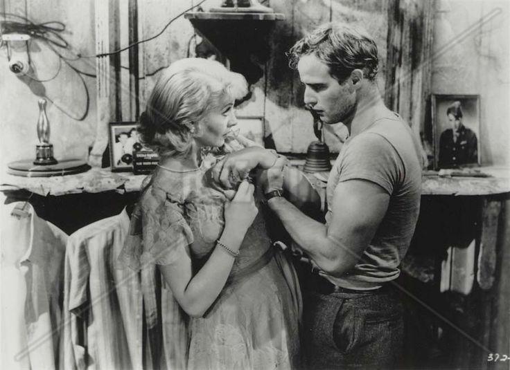 """Marlon Brando e Vivien Leigh in """"Un tram che si chiama desiderio""""!"""
