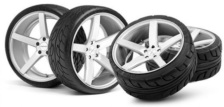 Cheap Tires And Wheels Package