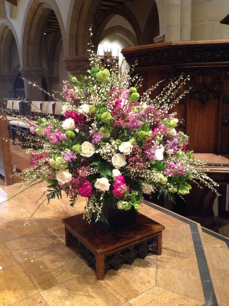 186 Best Images About Church Flowers On Pinterest