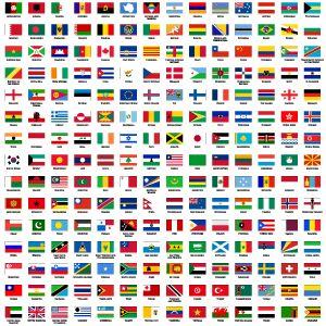 国旗が好きです。