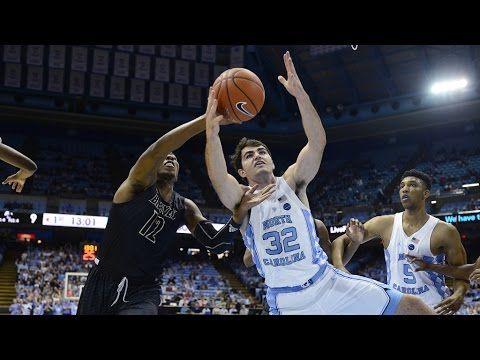 UNC Men's Basketball: Luke Maye Impresses vs. UNC Pembroke