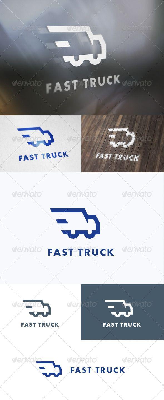 Fast Truck Logo