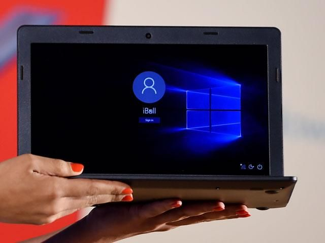 Slideshow : iBall launches world's cheapest laptop - iBall launches world's cheapest laptop at Rs 9,999 - The Economic Times
