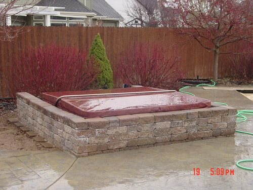 17 best images about spa ideas on pinterest logos for Pool design boise