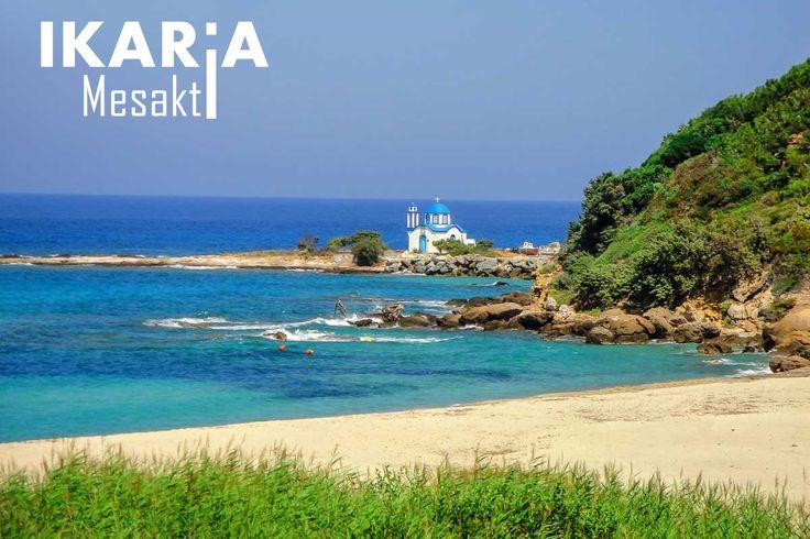 Ικαρία - Μεσάκτη Ikaria - Mesakti