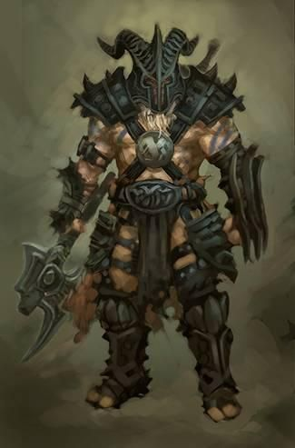 barbarian diablo 3 armor - photo #11