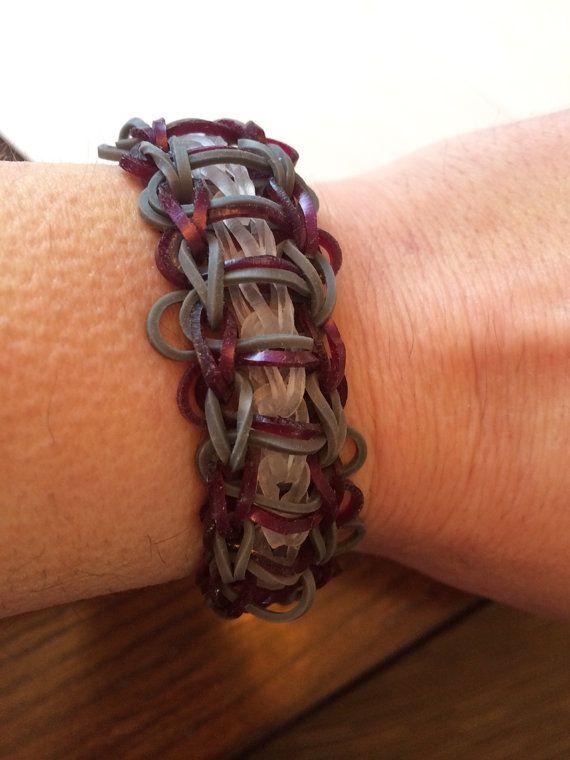 Loom ladder bracelet made to order  on Etsy, $5.00 CAD