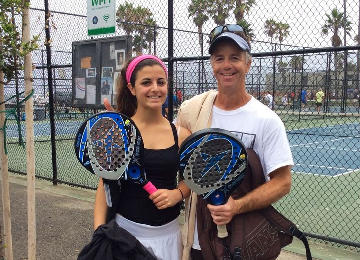 Lauren and Howard Radding from Ojai, CA made an appearance at the US Open this week.