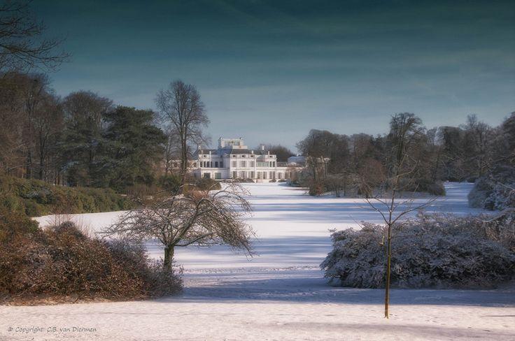 Winter op Paleis Soestdijk