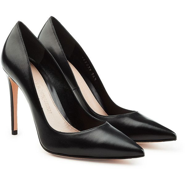 The 25  best Black stiletto heels ideas on Pinterest | Black high ...
