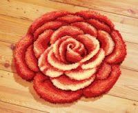 Amy: 4 Tutoriale covoare handmade de lana