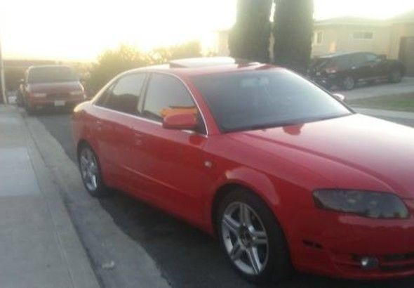 nice Amazing 2007 Audi A4 2.0T 2007 Audi A4, Red with 148000 Miles available now! 2018 Check more at http://24carshop.com/cars-gallery/amazing-2007-audi-a4-2-0t-2007-audi-a4-red-with-148000-miles-available-now-2018/