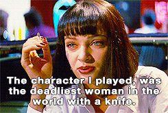 'Kill Bill': esto hará que veas la película con otros ojos (GIFS)