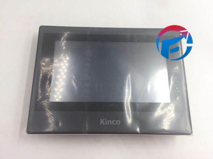 MT4434TE KINCO 7 Inch HMI Touch Screen 800*480 Ethernet 1 USB Host With  Programing