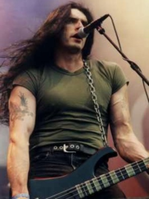 Peter Steele from Type O' Negative