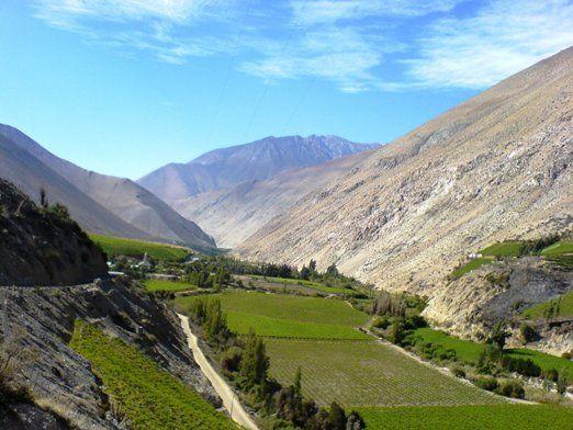Valle del Elqui/ 2011