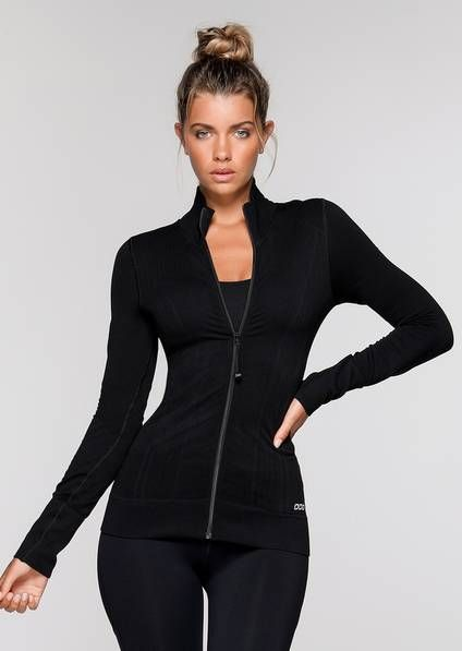 Action Seamless Long Sleeved Top - Lorna Jane
