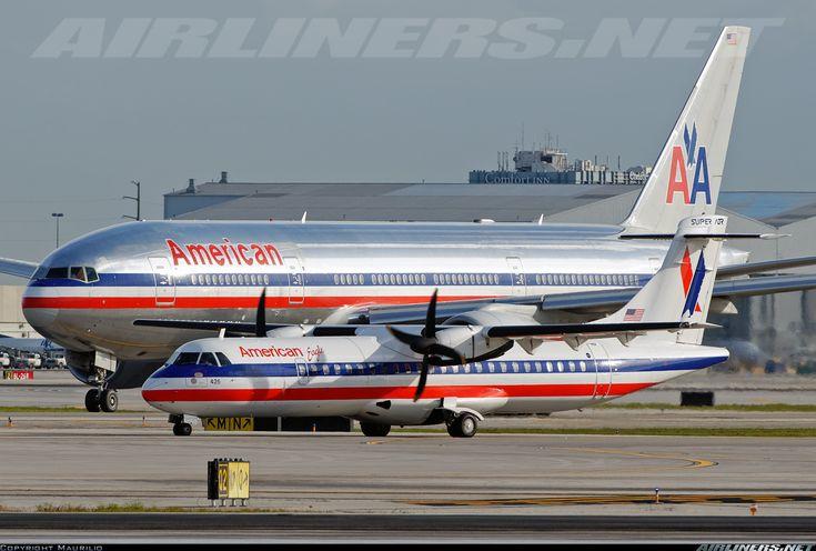 American EagleMore: ATR ATR-72-212 More: Miami - International (Wilcox Field…