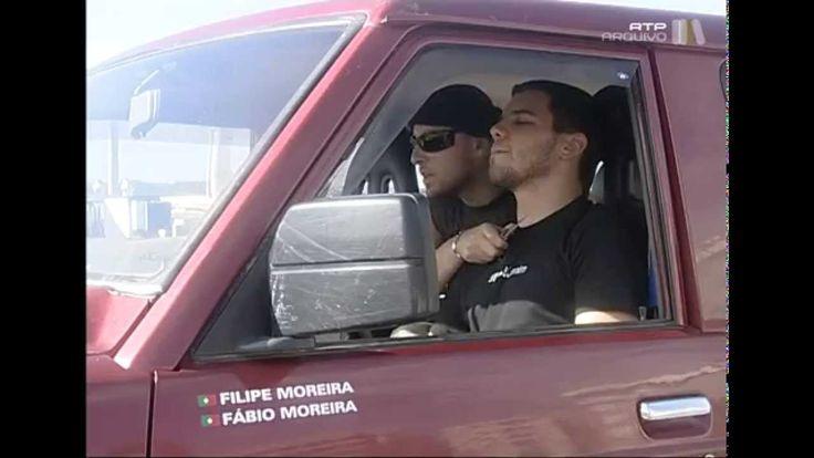 ( Filmado o Sequestro no seu Próprio Carro )