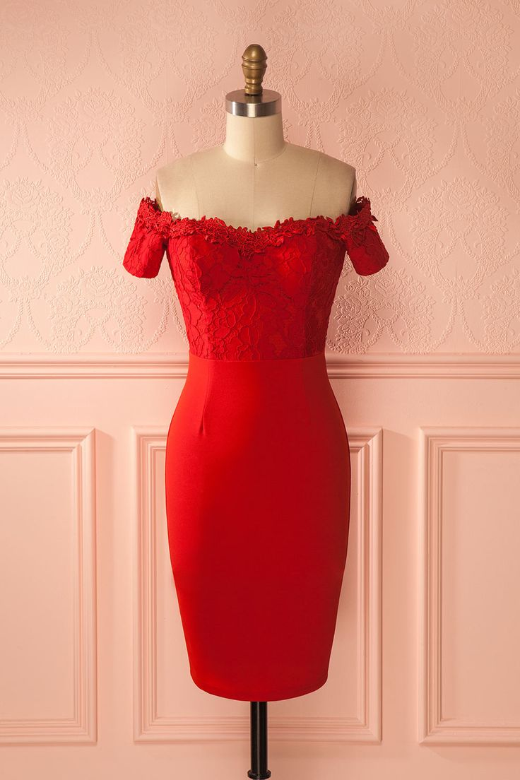 Lukia Red - JUST IN from Boutique 1861