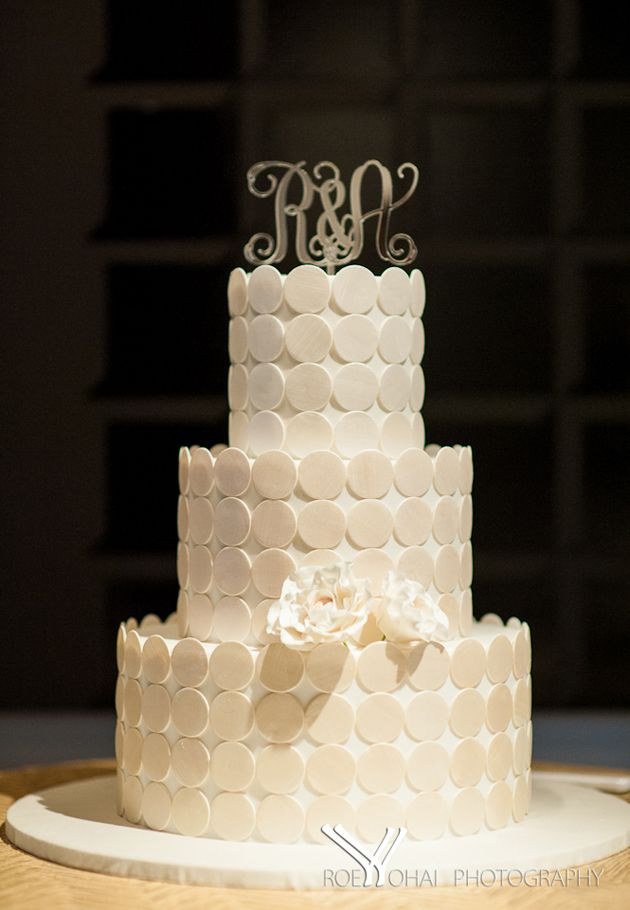 Cake: Lady M Confections | Roey Yohai Photography