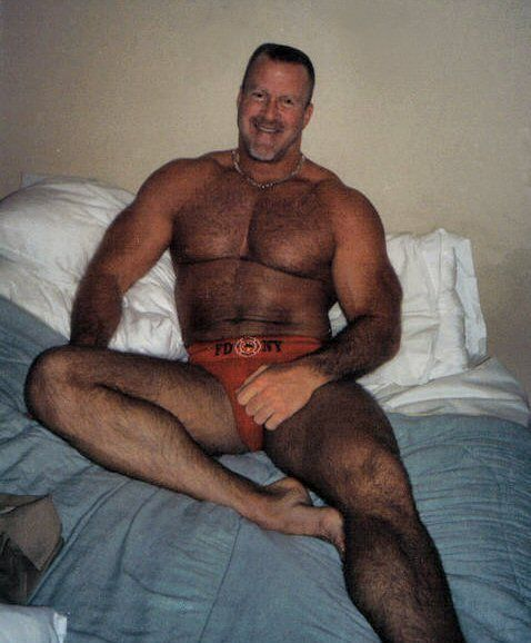 Hot Dude Sucks Bear
