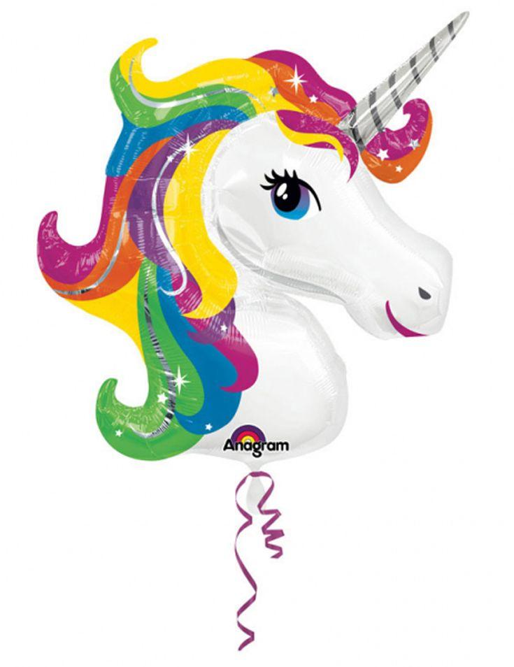 Palloncino alluminio gigante unicorno arcobaleno su VegaooParty, negozio di articoli per feste. Scopri il maggior catalogo di addobbi e decorazioni per feste del web,  sempre al miglior prezzo!