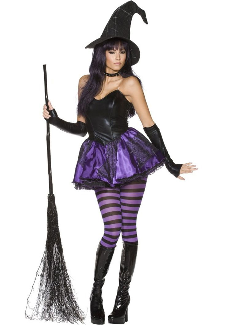 Wicked Witch Sexy Costume - Halloween Costumes at Escapade ...