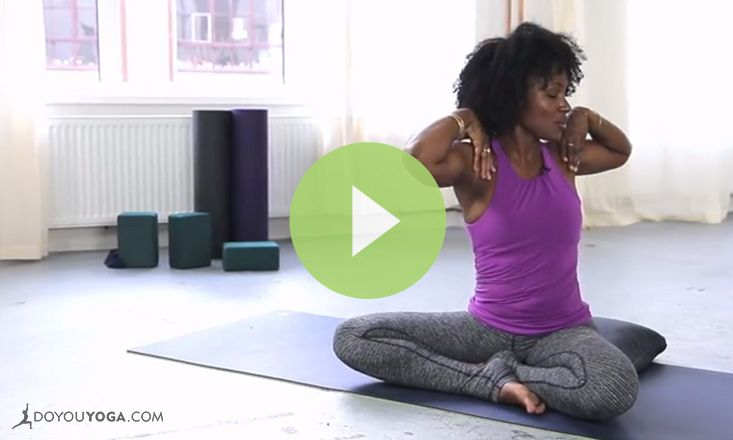 #Meditation for Increasing #Energy http://www.doyouyoga.com/meditation-for-increasing-energy-video-16052/