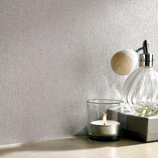 Portego Silver Wallpaper