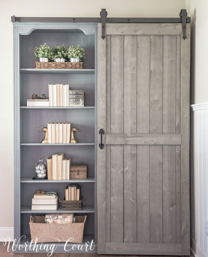 14 Fabulous Farmhouse Diy Bookcase Ideas Makeovers 3 Pinterest Home And Style