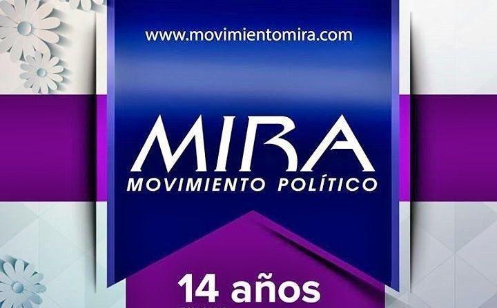 Feliz Cumpleaños! Poderoso Movimiento MIRA! Y nosotros los Miraístas mas felices cada día más #MIRAsiguevivo