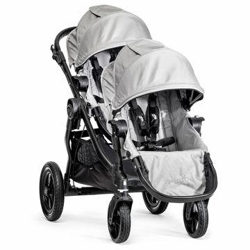 Baby Jogger 2014 City Select Double Stroller - Silver