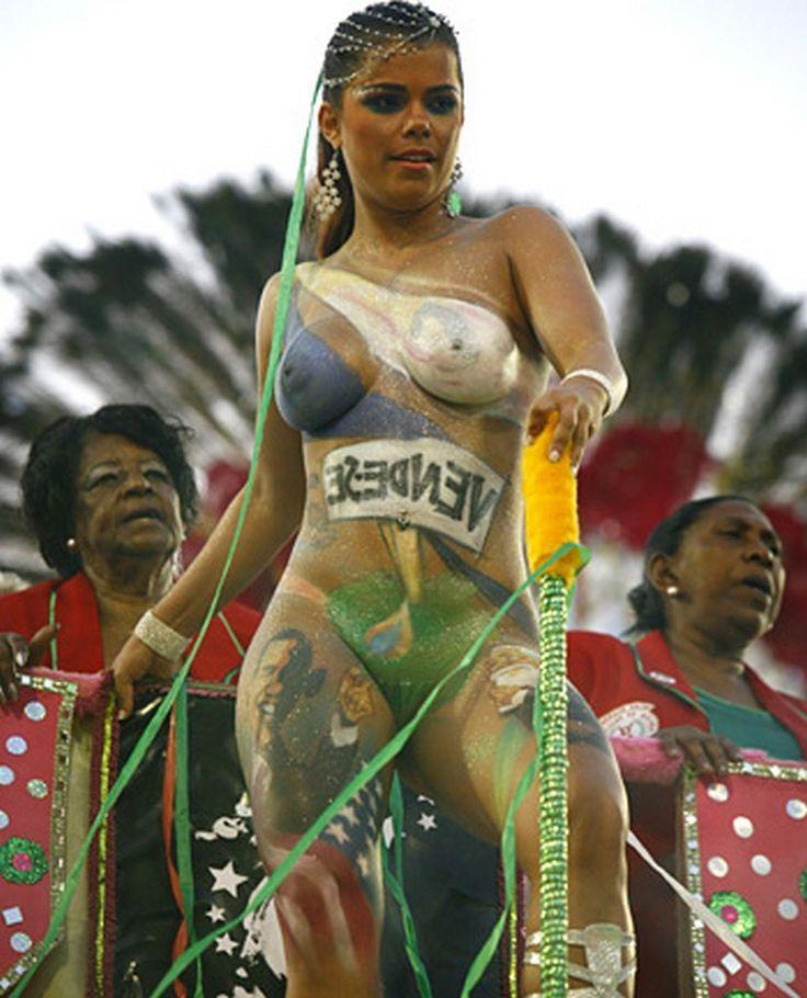 Nude brazil carnival stars big tits — img 14