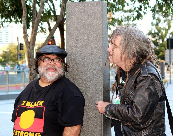 Social Activists: Sam Watson and Ciaron O'Reilly