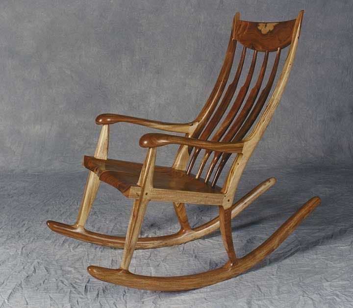 First place Sculpture  Daniel Waadt, Parochama Rocker 1998