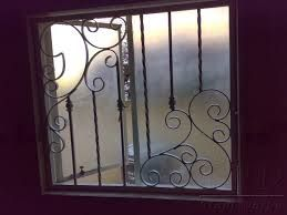 Image result for iron protective bars for windows